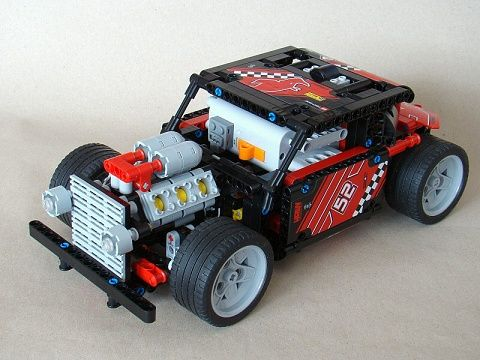 RC hot rod