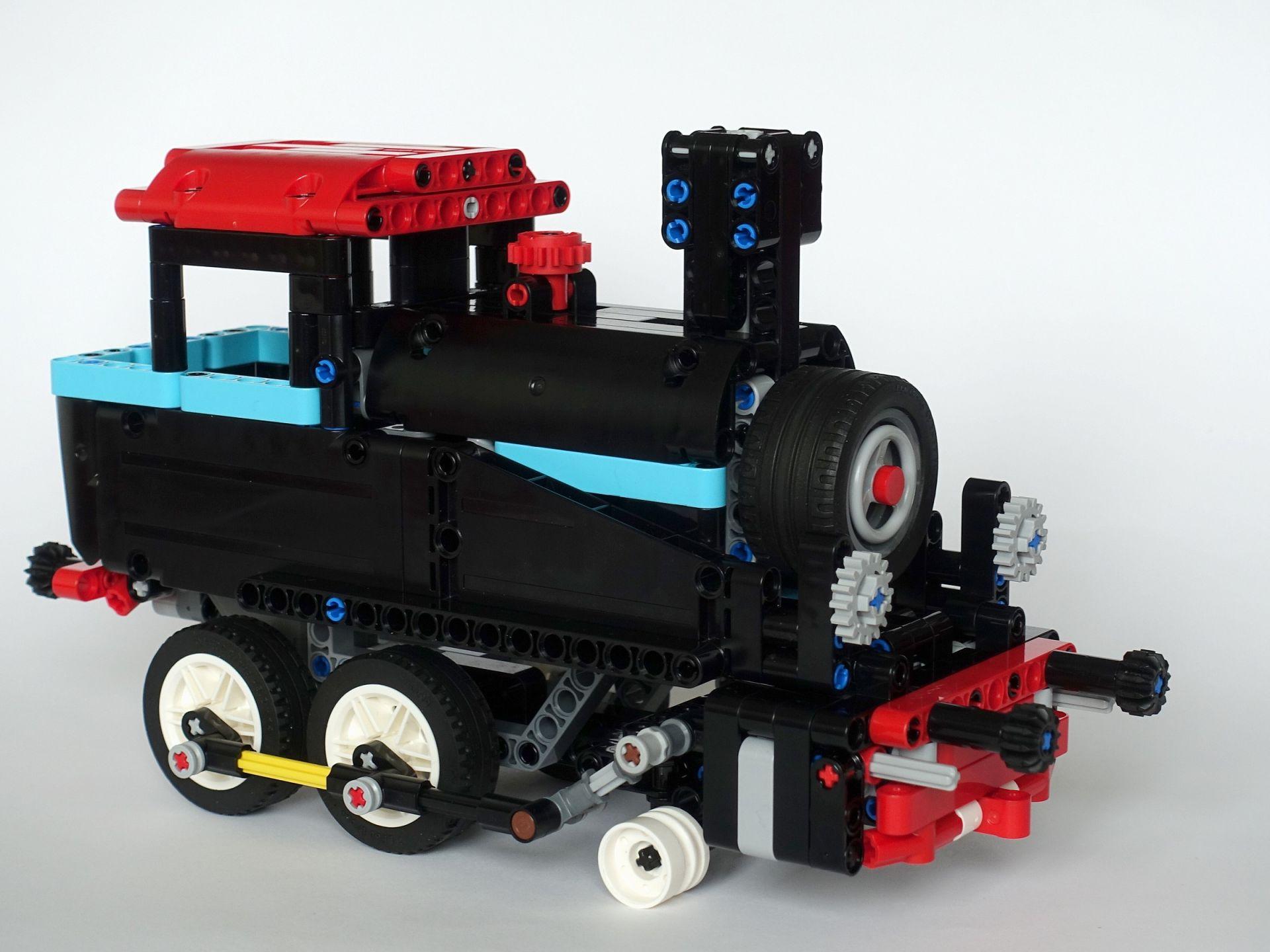 pullback steam engine